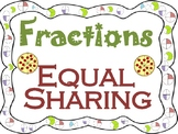 Kindergarten Math-Fractions (Equal Sharing)