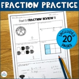 Fractions Practice for 5th Grade
