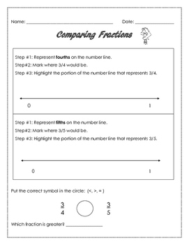 Fractions Practice Pack! 31 pages of Common Core Aligned activities