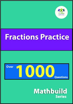 Fractions Practice Worksheets