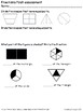 Fractions Pre and Post-Assessment