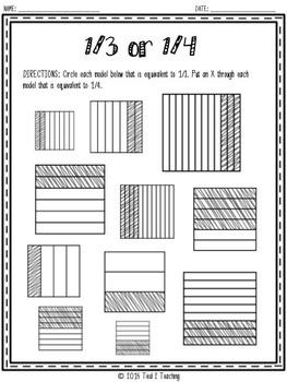 Fractions Print & Go