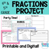 Fractions Project