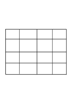 Fractions Quantity Of Bingo
