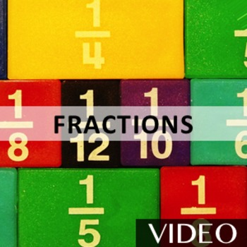 Fractions - Numerator/Denominator and Simplest Form Rap Vi