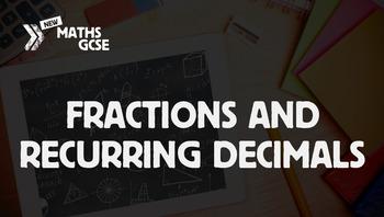Fractions & Recurring Decimals - Complete Lesson