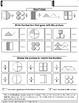 Fractions Reinforcement Worksheets Mini-Book 1