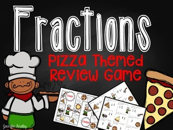 Fractions Review Game