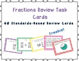 Fractions Review Task Cards Freebie {Part 3 of 3}