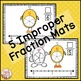 Easter Math: Mixed Numbers and Improper Fractions