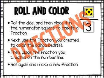 Fractions Activity: Mixed Numbers and Improper Fractions