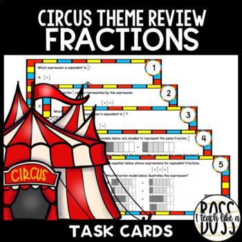 Fractions STAAR Review