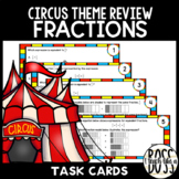 Fractions STAAR Review