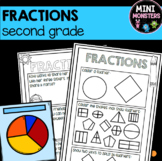 Fractions Second Grade