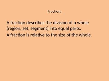 Fractions & Sets PPT