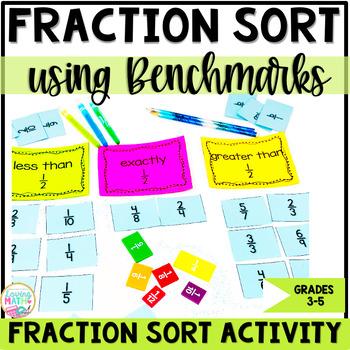Fraction Sort Game