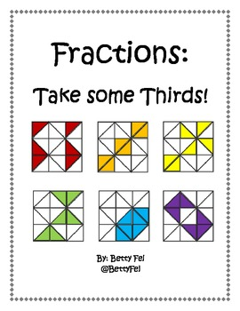 Fractions: Take some Thirds!