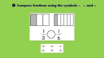 Fractions Task Cards (2 sets)