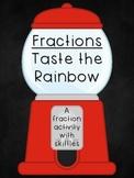 Fractions: Taste the Rainbow!