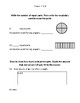 Fractions Test Aligned with Go Math! Chapter 8