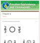 Fractions Test (Go Math)- Equi, Simplest Form, Common Deno