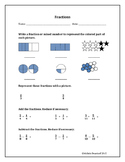 Fractions: Test Your Skills!