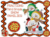 "Third Grade ""Pizza"" (Fractions)"