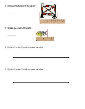 Fractions Three Quiz Bundle