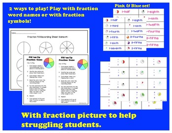 Fractions- Understanding more than one piece