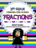Fractions Unit ~ 3rd Grade Common Core