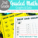 Graphs and Data: Bar Graphs, Pictographs, and Line Plots