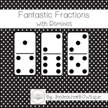 Fractions Using Dominos