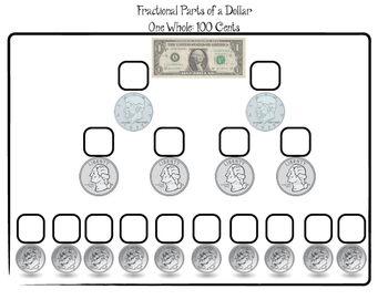 Fractions ~ Using Money~