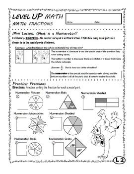 Fractions 3.3 VA