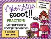 Fractions Valentine Scoot
