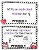 Fractions Valentine Scoot