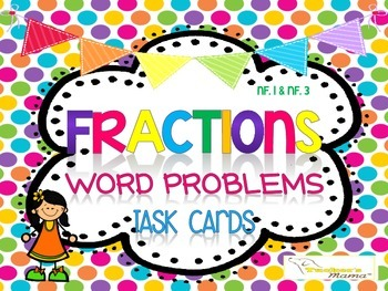 Fractions Word Problems