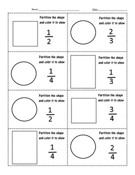 fractions worksheet by macs creative learning  tpt