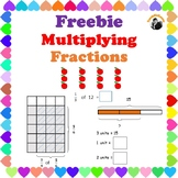 Fractions Worksheets Freebie Multiplying Fractions and Sol
