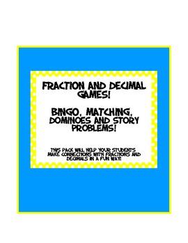 Fractions and Decimal MEGA pack!