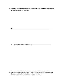 4th Grade End of Module 5 NYS Study Guide/Review Questions