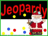 Fractions and Decimals Jeopardy Game - Holiday - Christmas