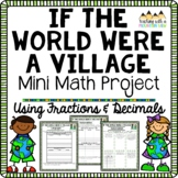Fractions and Decimals Math Activity