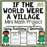 Fractions and Decimals Math Activity