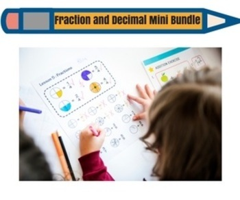 Fractions and Decimals Mini Bundle