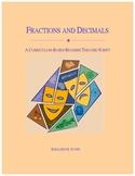 Fractions and Decimals Readers Theatre Script