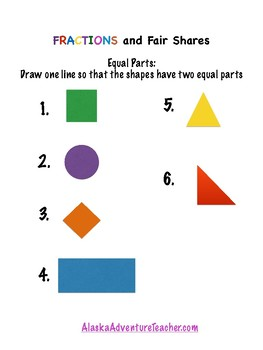 Fractions and Fair Shares