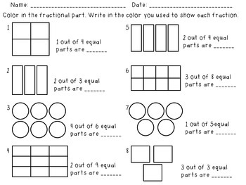 Fractions and Fractional Parts