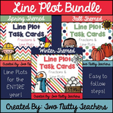 Fractions and Line Plots: A Three Season Collection
