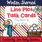 Fractions and Line Plots: A Winter Themed Collection